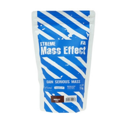 FITNESS AUTHORITY XTREME MASS EFFECT - 1KG