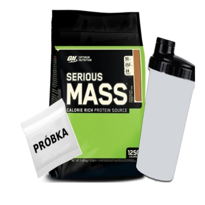 ON SERIOUS MASS - 5455G + GRATISY