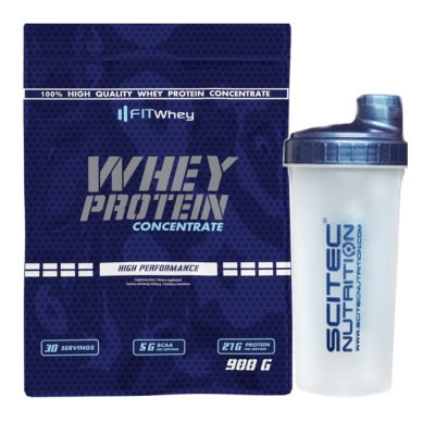 FITWHEY WHEY PROTEIN - 700G+200G + GRATIS