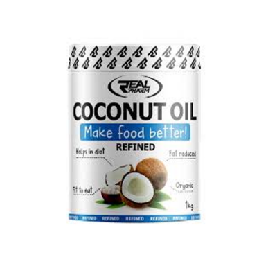 REAL PHARM COCONUT OIL [REFINED] - 1000ML